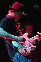 Jay Tamkin, guitarist & songwriter