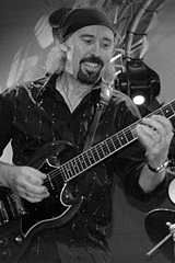 Micky Moody, rock &blues guitarist & singer