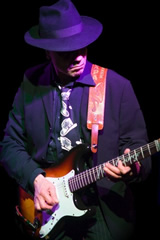 Papa George, blues guitarist & songwriter