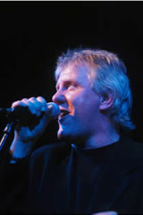 Paul Cox, soul, blues & rock singer & songwriter