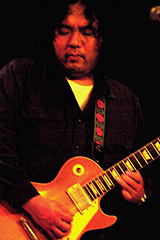 Saiichi Sugiyama, blues guitarist & songwriter